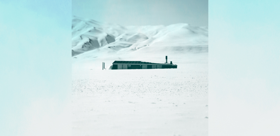 """mostra """"Arctic Outposts"""""""