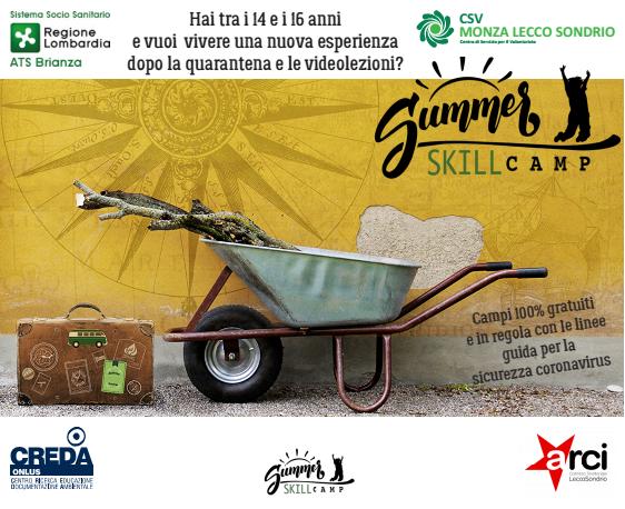 Summer Skill Camp