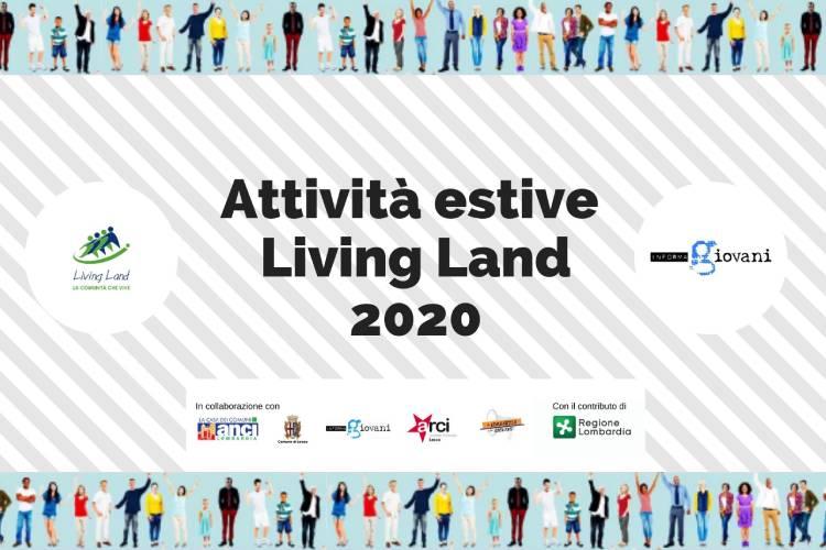 Attività estive Living Land
