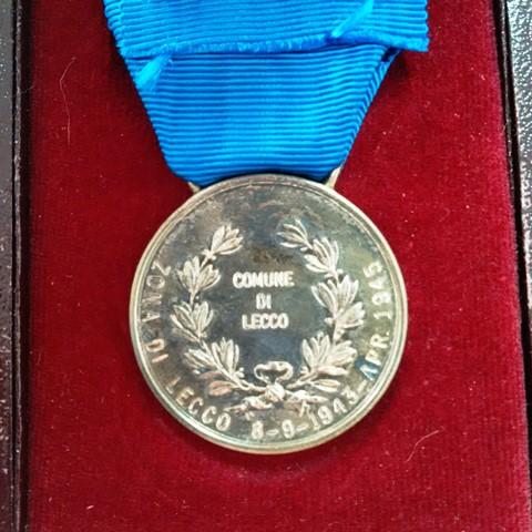 medaglia valormilitare retro